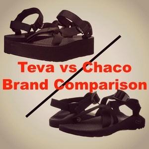 Teva vs Chaco Brand Comparison: Find the Right Sports Sandal!