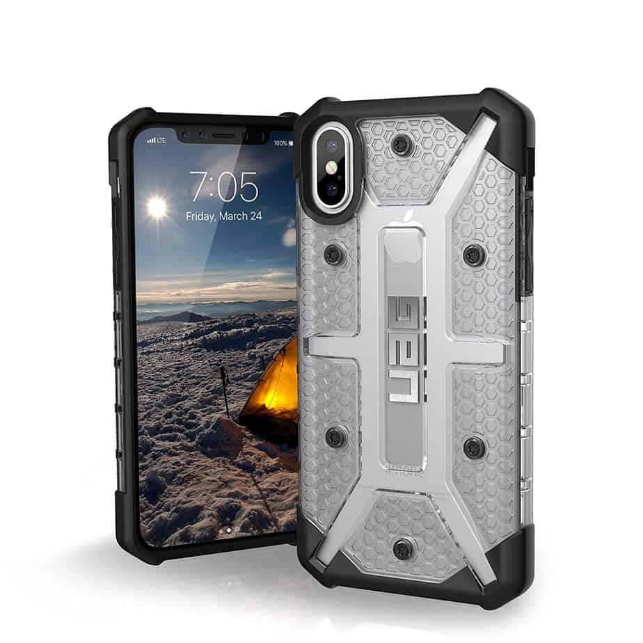 UAG plasma case