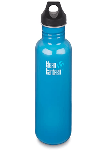 Klean Kanteen 27 oz Stainless Steel Water Bottle | Amazon