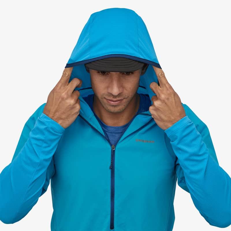 Men's Airshed Pro Running Pullover | Patagonia