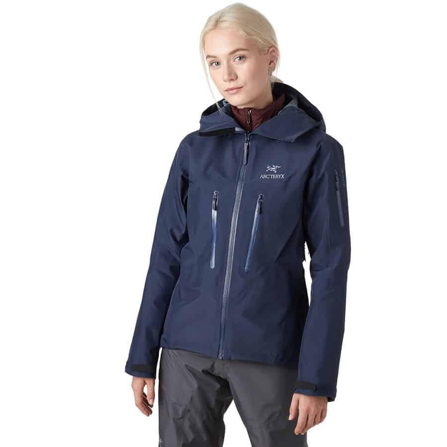 Alpha SV Jacket Women's | Arc'teryx