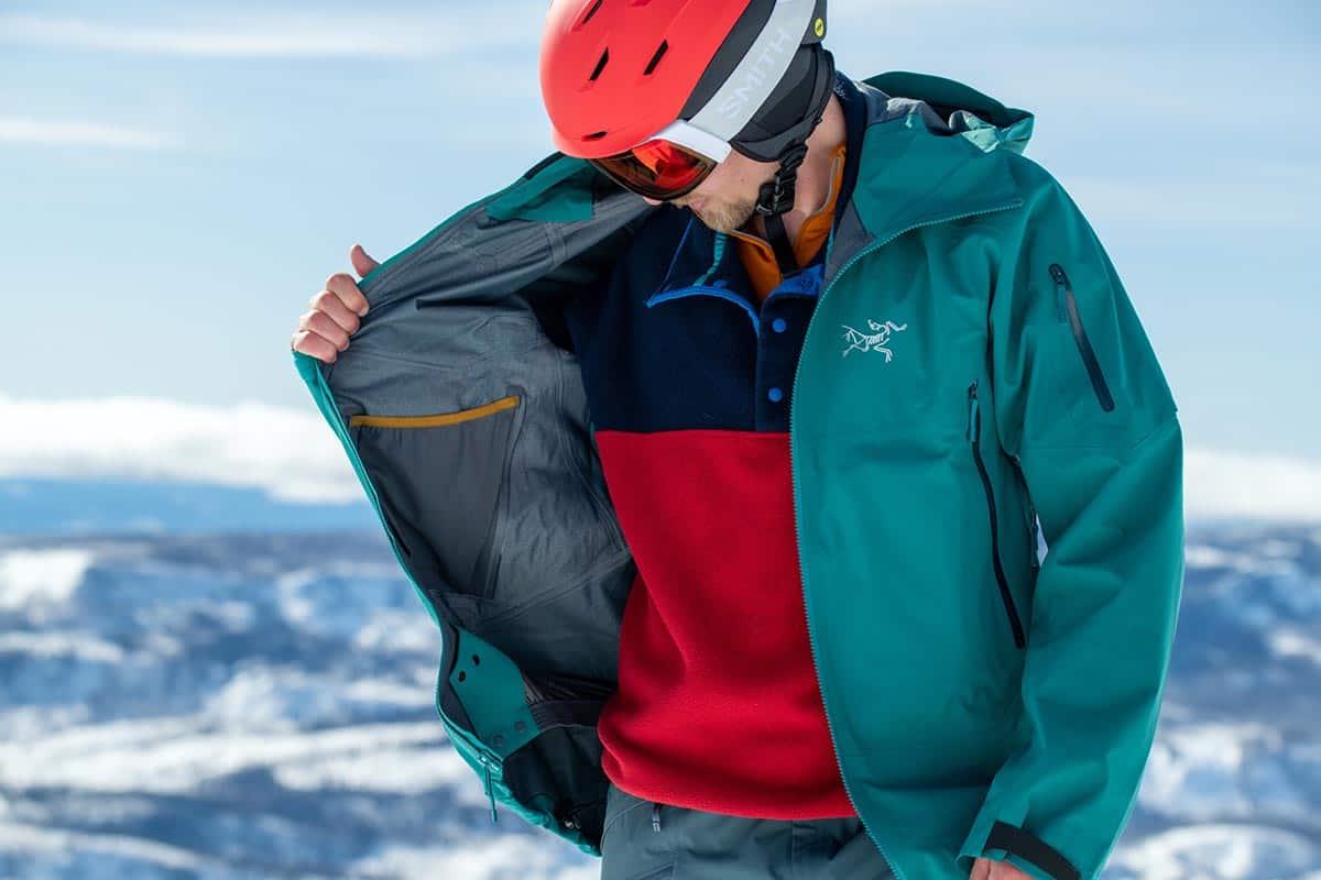 Why I Love Arc'teryx Jackets