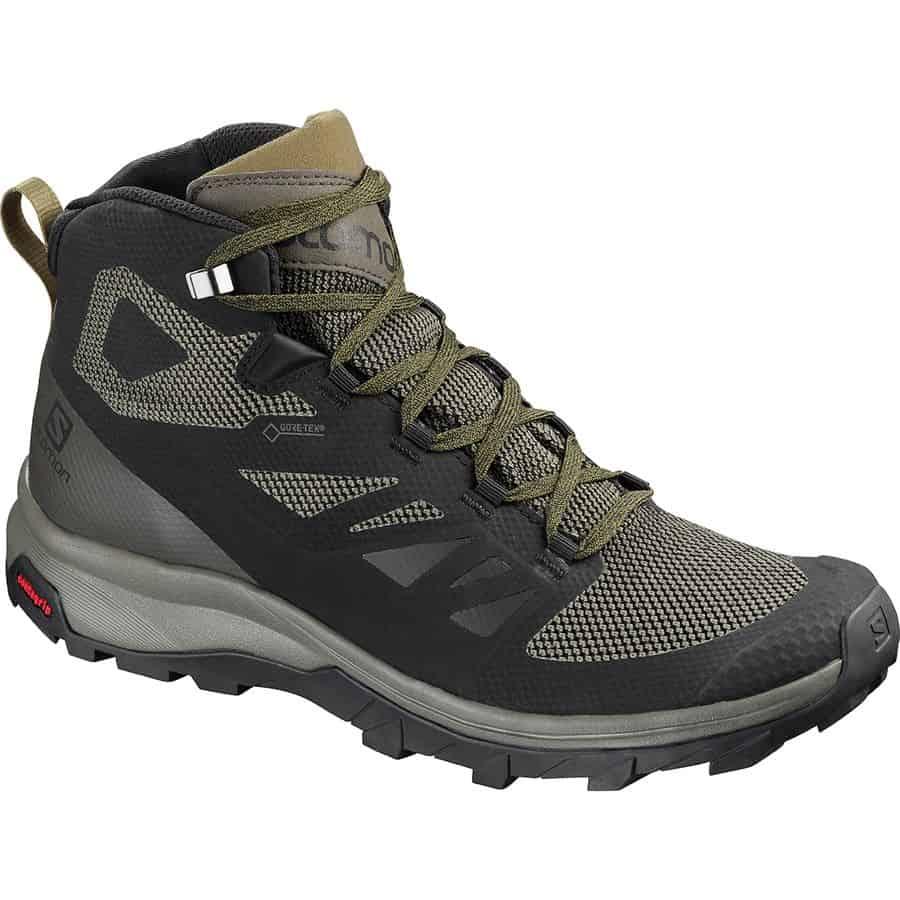 Salomon Outline Mid GTX Hiking Boot   Backcountry