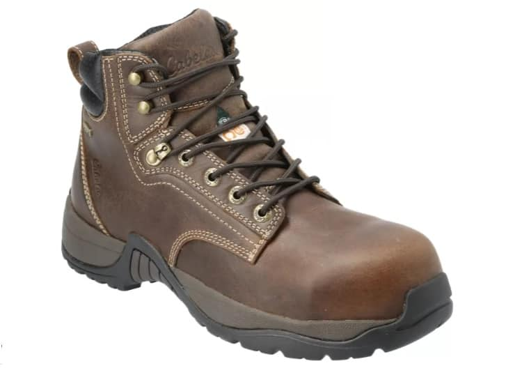 Roughneck Composite Toe Work Hikers | Cabela's
