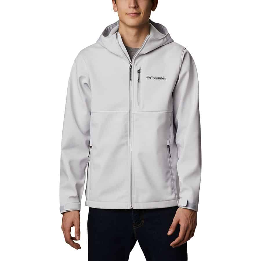 Columbia Ascender Softshell Hooded Jacket - Men's | Backcountry