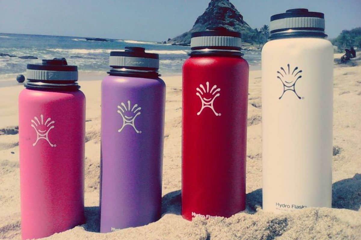 Drink in the Adventure with Hydro Flask