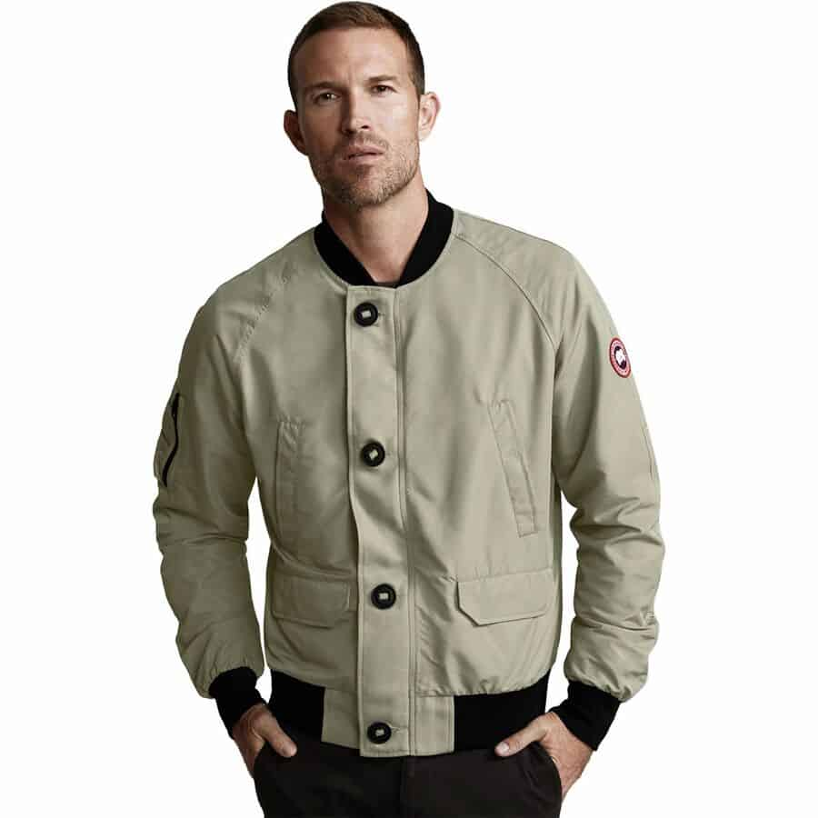 Canada Goose Faber Bomber Jacket - Men's   Backcountry.com