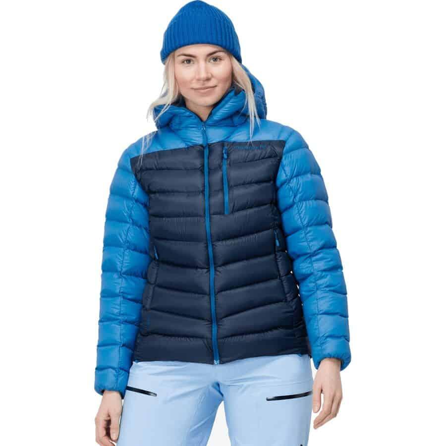 Norrona Lyngen Down850 Hooded Jacket - Women's | Backcountry