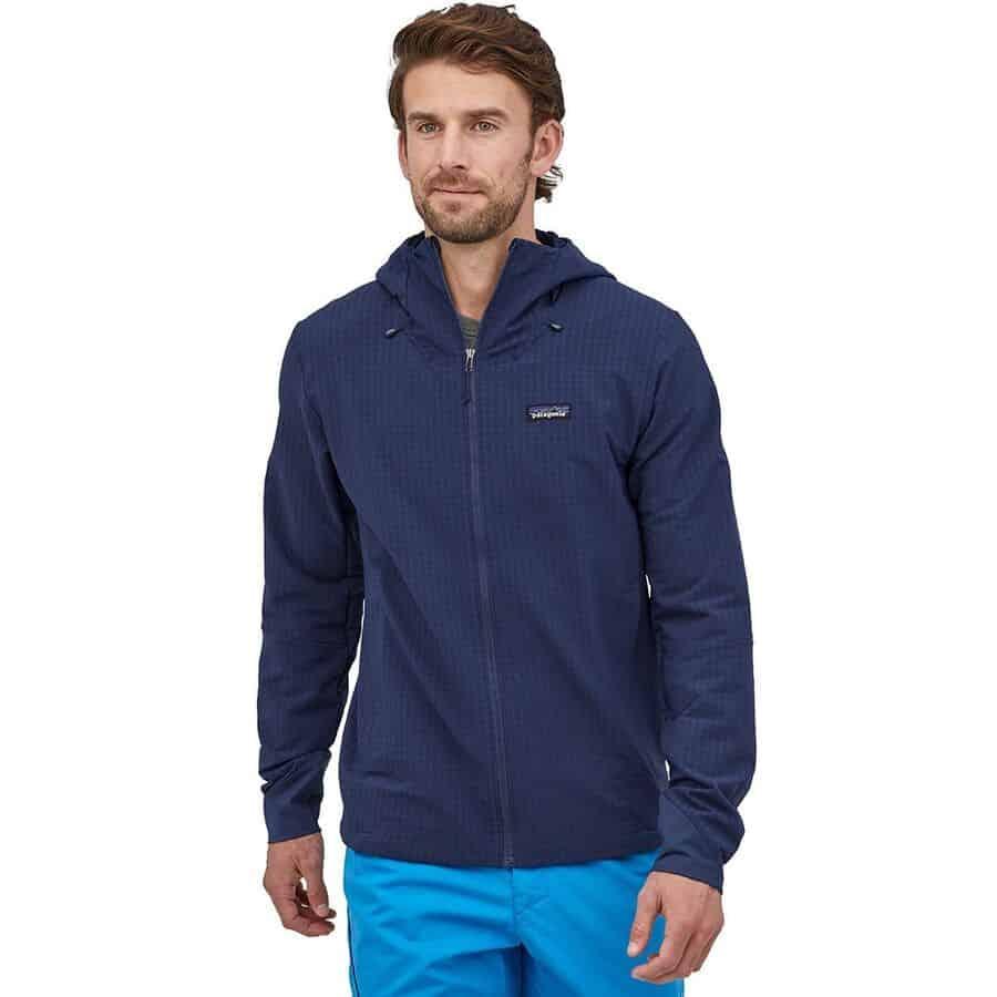 Patagonia R1 TechFace Hooded Fleece Men's Jacket | Backcountry