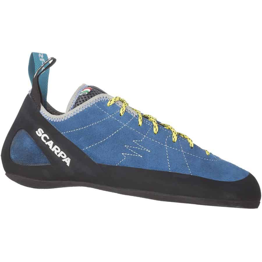 Strongly Consider Scarpa Helix Climbing Shoe | Backcountry