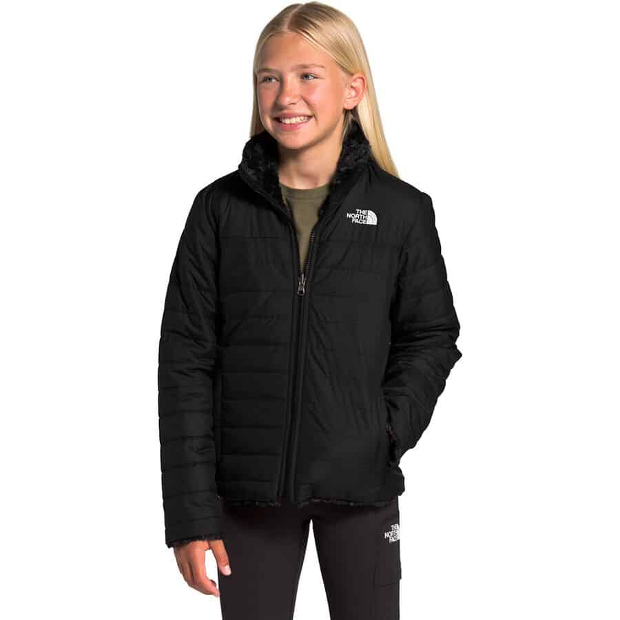 The North Face Mossbud Swirl Reversible Jacket | Backcountry.com