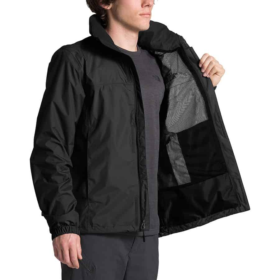 The North Face Resolve 2 Hooded Jacket - Men's | Backcountry.com