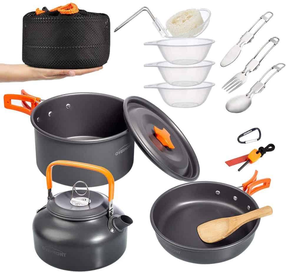 camping meal kit