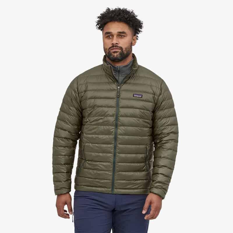 Patagonia Men's Down Sweater Jacket   Patagonia
