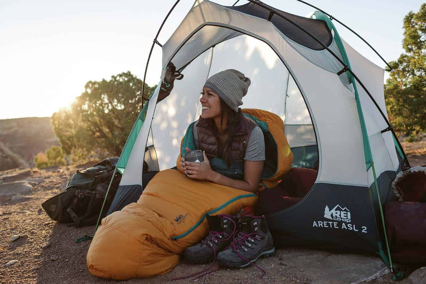 Fitness should be an adventure - Gear up for hiking at REI!