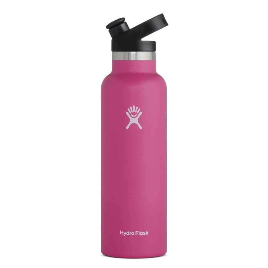 21 oz Standard Mouth w/ Sport Cap | Hydro Flask