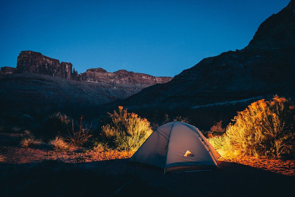 Campmor Online Store Review: tent