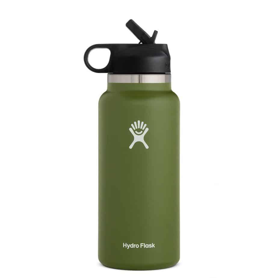 32 oz Wide Mouth w/ Straw Lid | Hydro Flask