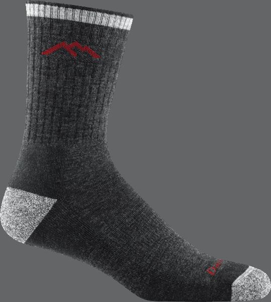 Men's Hiker Micro Crew Midweight Hiking Socks | Darn Tough